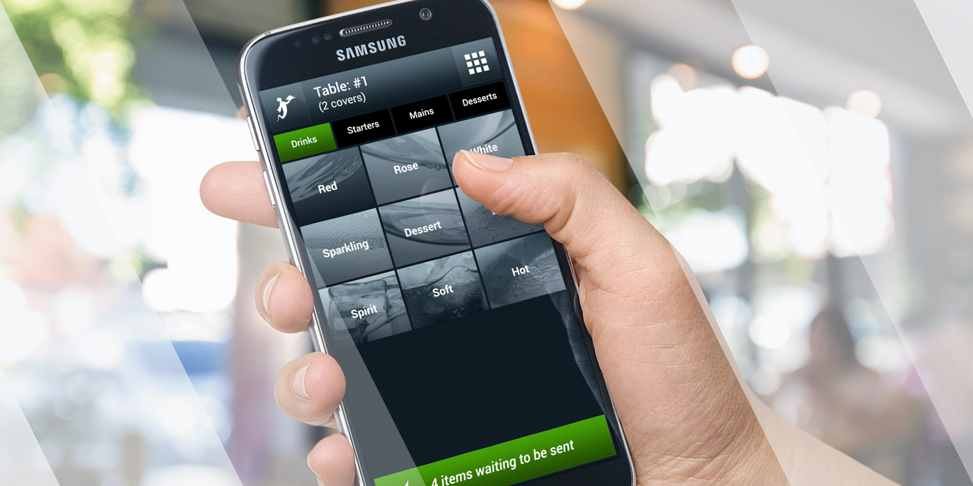mPOS mobile point of sale